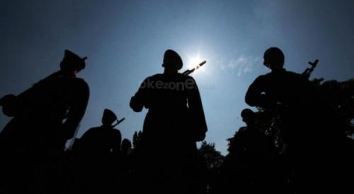 Hari Raya Nyepi, Anggota Polisi Amankan Sejumlah Vihara di Ibu Kota