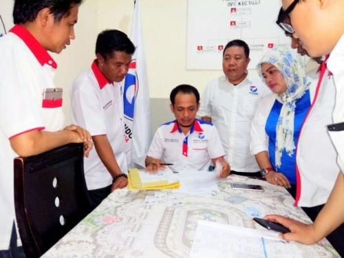 Perindo Makassar Verifikasi Internal DPC Tallo