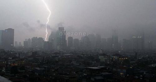 Hari Raya Nyepi, BMKG Bengkulu Keluarkan Peringatan Dini Cuaca Ekstrem