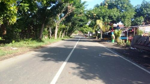 Perayaan Nyepi, Jalan Utama di Buleleng dan Jembrana Sangat Sunyi