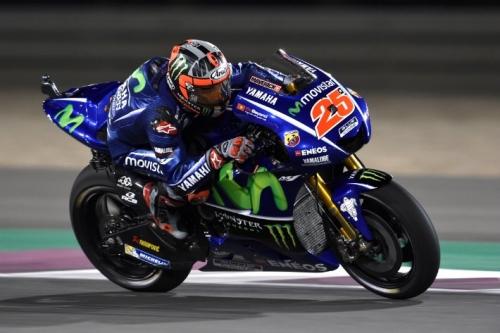 Vinales Juara Seri Perdana MotoGP 2017, Manajer Tim Yamaha Puas