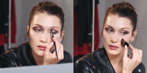 Lupa Hapus Make-Up, Bella Hadid Mengaku Suka Terbangun Tengah Malam