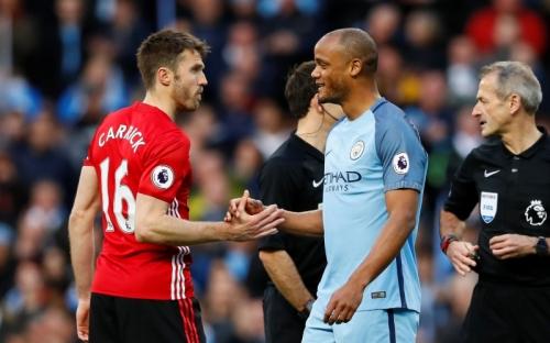 Meski Raih Hasil Imbang di Derby Manchester, Carrick Tak Kecewa
