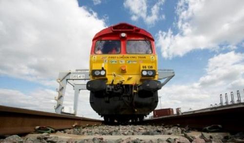 Wow, Kereta Barang Pertama London-China Tempuh 12.000 Km