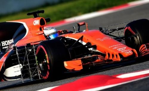Gagal Mentas di Rusia, Fernando Alonso Frustrasi