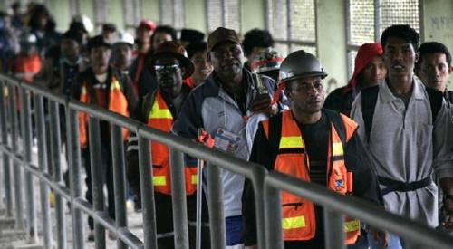 Duh, Pengurangan Karyawan Tak Dibahas dalam Perundingan Freeport