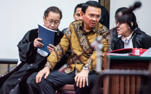 TOP NEWS (1): Marwan Batubara Bongkar Dugaan Korupsi Ahok Lewat Buku