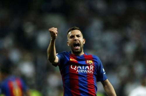 Jordi Alba: Barcelona Pantas Mendapat Gelar Juara Copa del Rey