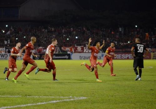 Tandang ke Gresik, PSM Makassar Bawa 20 Pemain