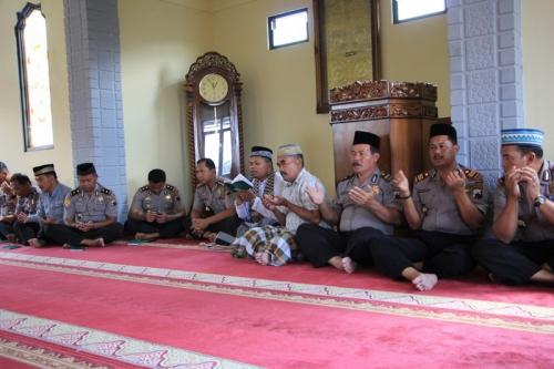 Lantunan Doa dari Kaki Gunung Ungaran agar Ramadan Berjalan Khusyuk dan Damai