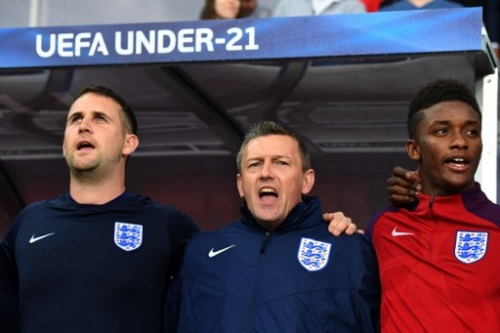 Susunan Pemain Slovakia U-21 vs Inggris U-21