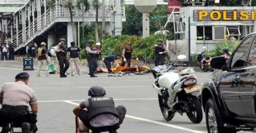 Ulama Minta Polisi Segera Tangkap Otak Teror di Mapolda Sumut
