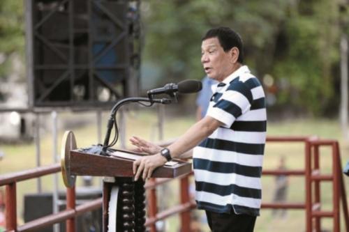Demi Pertempuran Marawi, Presiden Filipina Mengungsi ke Mindanao