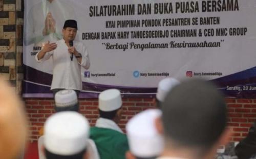 Bicara SMS Hary Tanoe, Pakar Hukum Universitas Sriwijaya: Saya Pun Akan Begitu, Kalau Saya Jadi Pemimpin, Saya Berantas Mereka yang Menyimpang