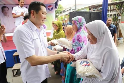 LBH Perindo: Hary Tanoe Tak Punya Kapasitas Buat Penegak Hukum Takut