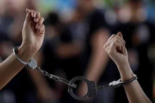 Empat Perempuan Jerman Ditahan Otoritas Irak, Kenapa Ya?