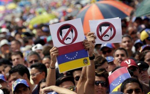 Oposisi Venezuela Serukan Dua Hari Mogok Massal Desak Presiden Maduro Lengser
