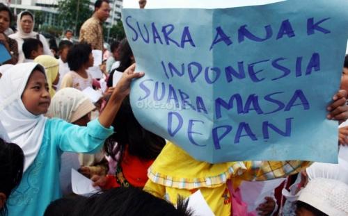 HARI ANAK NASIONAL: Jangan Tutup Telinga! Saatnya Dengarkan Suara Anak Indonesia