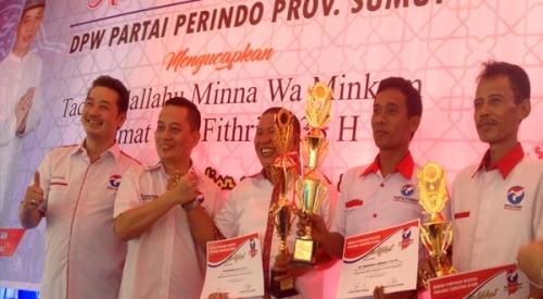 DPD Sibolga dan DPC Amandraya Raih Target KTA Online Tertingi di Sumut