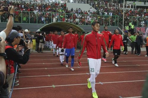 Live di MNCTV, Saksikan Perjuangan Terakhir Timnas Indonesia U-22 di Kualifikasi Piala Asia U-23 Kontra Thailand