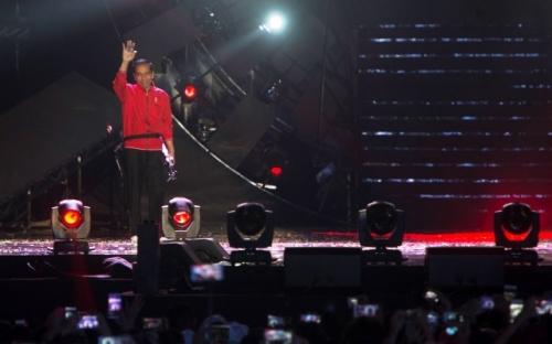 Asian Games 2018 Sudah di Depan Mata, Ini Harapan Jokowi