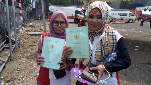 Jokowi Bagikan Sertifikat Tanah, Warga: Alhamdulillah, Prosesnya Cepat Sekali