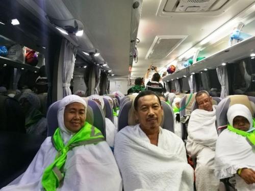 Tinggal 14 Kloter, Fase Kedatangan Jamaah dari Madinah Berakhir Hari Ini