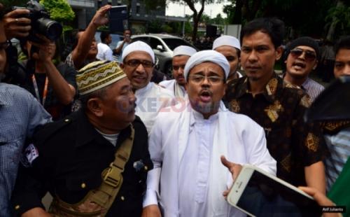 Habib Rizieq Akan Ajukan 2 Saksi Ahli Meringankan, Sosoknya Mengejutkan...