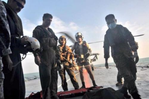 Bantu Temukan Pelaut AS di Perairan Singapura, Malaysia Perlebar Area Pencarian
