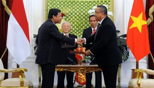 Jokowi Incar Nilai Perdagangan USD10 Miliar dengan Vietnam, Begini Strategi Mendag