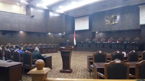 Sidang Uji Materi Perppu Ormas, Hakim Minta Pemohon Perbaiki Gugatan