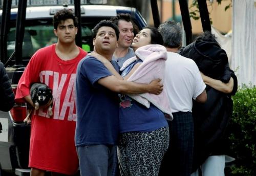 Astaga! Meksiko Dihantam Gempa Susulan Berkekuatan 6,2 SR