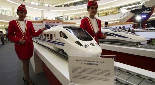 Fokus Bebaskan Lahan, China Pede Kereta Cepat Jakarta-Bandung Sesuai Jadwal