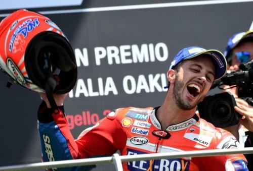 Terkendala Cuaca, Dovizioso Tak Puas dengan Hasil Sesi Latihan Bebas MotoGP Aragon 2017