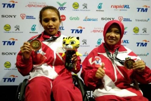Raih Emas dan Pecahkan Rekor ASEAN Para Games 2017, Ini Ungkapan Kebahagiaan Ni Nengah