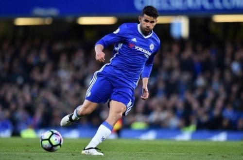 Menuju Atletico Madrid, Diego Costa Ingin Berpisah dengan Chelsea Secara Baik-Baik