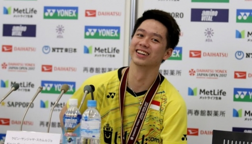 Sudah Lama Tak Rebut Gelar Juara, Kevin Sanjaya: Juarai Jepang Open 2017 Tambah Rasa Percaya Diri