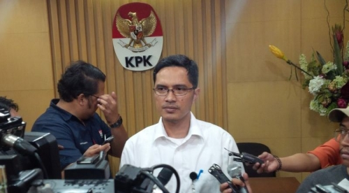 Usut Suap Hakim Tipikor, KPK Periksa 2 Tersangka dan 5 Saksi Termasuk Sekda Bengkulu