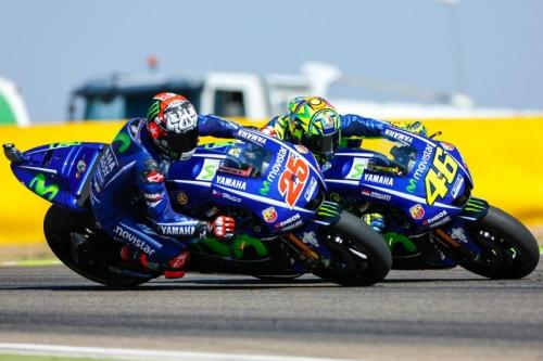 Miliki Alami Serupa dengan Valentino Rossi di MotoGP Aragon, Vinales: Yamaha Harus Berbenah!