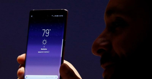 Pesaing iPhone X, Galaxy Note 8 Akhirnya Sapa Tanah Air