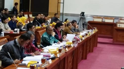 Hmmm...KPK Curhat ke Komisi III DPR soal Penyadapan