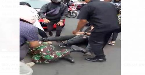 Kasus Baku Hantam Pemobil vs TNI AL di Rawamangun, Kadispenal: Diselesaikan Secara Kekeluargaan