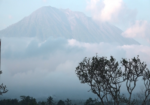 Sempat Gagal, PVMBG Akan Kembali Kerahkan Drone Pantau Kawah Gunung Agung