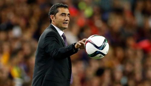 Meski Menang 3-1 atas Olympiacos, Valverde Akui Barcelona Tak Jalani Laga Mudah