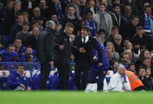 Kembali Dapat Sindiran dari Mourinho, Conte: Tidak Usah Ikut Campur!