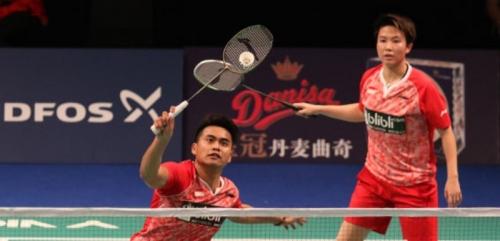 Tampil di Babak 16 Besar, Ini Jadwal Wakil Indonesia di Denmark Open 2017
