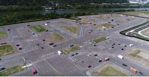 Uji Teknologi Mobile Swakemudi, Uber Bangun Kota Seluas 42 Hektar
