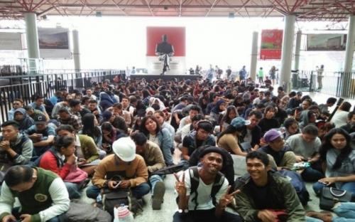 Ada Street Audition dari Grab Indonesia, Olla Rosa: Akan ada Bintang Baru di Indonesian Idol 2017