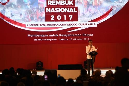 Tegas! Jokowi Tak Ingin Dibohongi soal Groundbreaking Proyek
