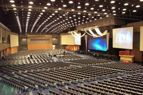 MISS WORLD 2017: Mengenal Georgia World Congress Center, Tempat Berlangsungnya Miss World di Amerika Serikat